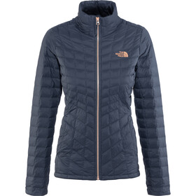 The North Face Thermoball Full-Zip Jacket Damen urban navy/metallc copper